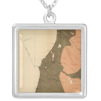 Province of Nova Scotia Island of Cape Breton 12 Custom Necklace