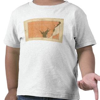 Province of Nova Scotia Island of Cape Breton 5 Tee Shirt