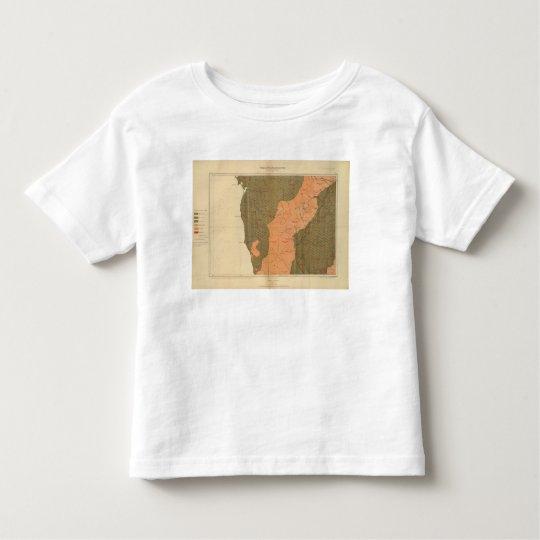 Province of Nova Scotia Island of Cape Breton 7 Toddler T-shirt