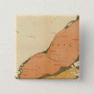 Province of Nova Scotia Island of Cape Breton 9 Button
