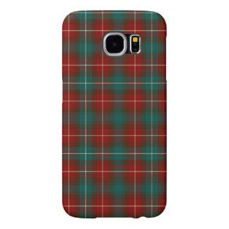 Province of Prince Edward Island Tartan Samsung Galaxy S6 Case