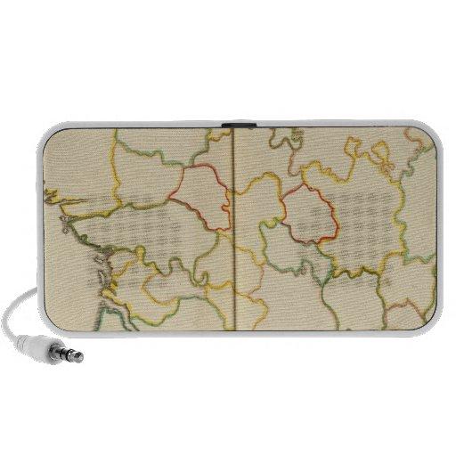 Provinces, France Outline Travel Speaker