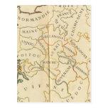 Provinces, France Postcard