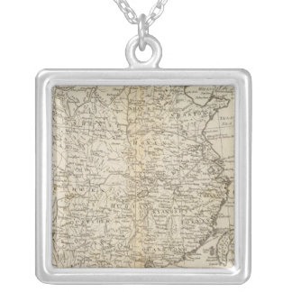 Provinces of China Custom Necklace
