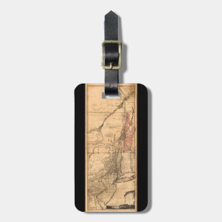 Provinces of New York and New Jersey (1768) Bag Tag