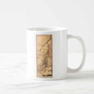 Provinces of New York and New Jersey (1768) Coffee Mug