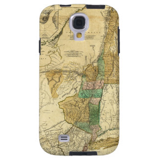Provinces of New York New Jersey Map (1776) Galaxy S4 Case