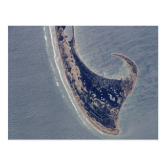 Provincetown Aerial Photograph Postcard