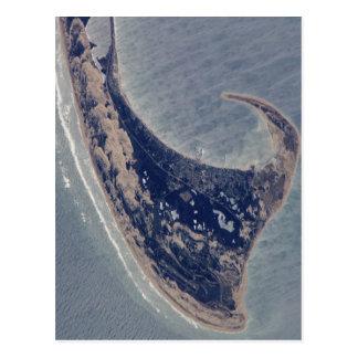 Provincetown Aerial Photograph Postcard