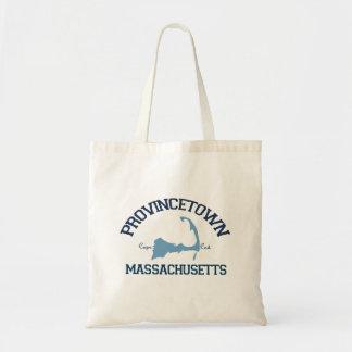Provincetown - bacalao de cabo bolsa tela barata