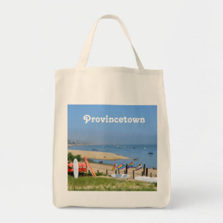 Provincetown Grocery Tote Bag
