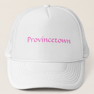 Provincetown Baseball Cap / Trucker Hat