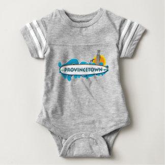 Provincetown - Cape Cod. Baby Bodysuit