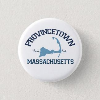 Provincetown - Cape Cod. Pinback Button