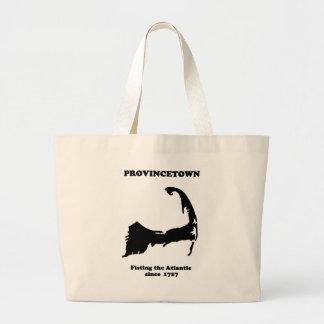 Provincetown - Fisting el Atlántico desde 1727 Bolsa Tela Grande