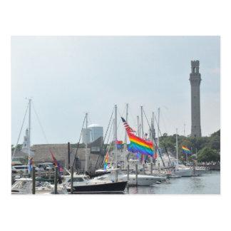 Provincetown Harbor Postcards