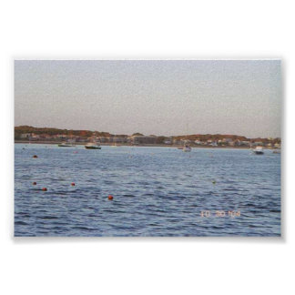 Provincetown Harbor Poster
