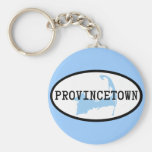 Provincetown Keychain