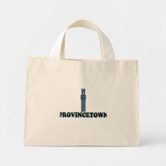 "Provincetown ""Lighthouse"" Design. Canvas Bags"