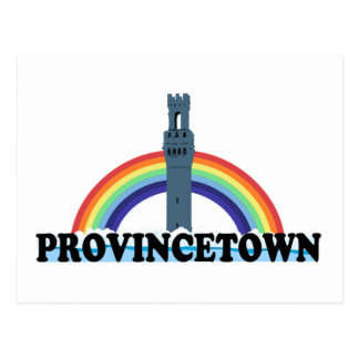 "Provincetown ""Lighthouse"" Design. Post Cards"