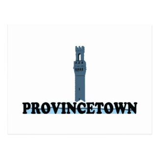 """Provincetown """"Lighthouse"""" Design. Post Cards"""