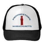 "Provincetown ""Lighthouse"" Design. Trucker Hat"