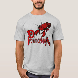 Provincetown Lobster T-Shirt
