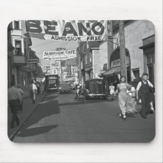 Provincetown, Mass. : 1937 Mouse Pad