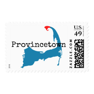 Provincetown Massachsetts Stamp