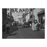 Provincetown, Massachusetts: 1937 Felicitaciones