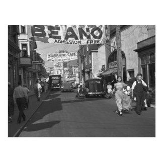 Provincetown, Massachusetts: 1937 Postales