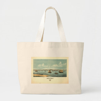 Provincetown Massachusetts in 1877 Tote Bag