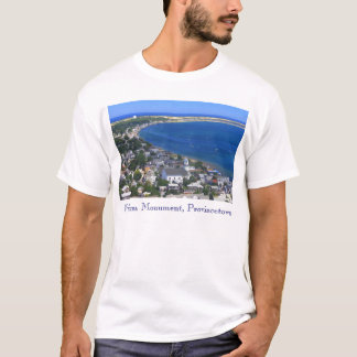 Provincetown Monument View Truro T-Shirt