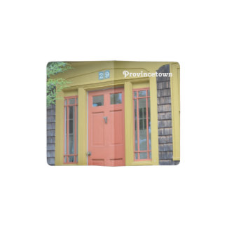 Provincetown Pocket Moleskine Notebook Cover With Notebook