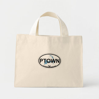 Provincetown Oval Design. Bags