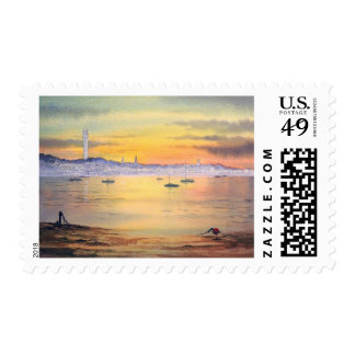 Provincetown Postage Stamp