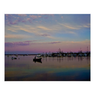 Provincetown Sunset Canvas Print
