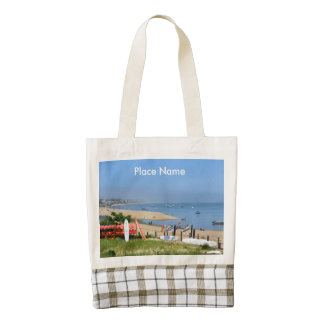 Provincetown Zazzle HEART Tote Bag