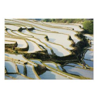 Provincia de Asia, China, Yunnan, condado de Yuany Fotografía