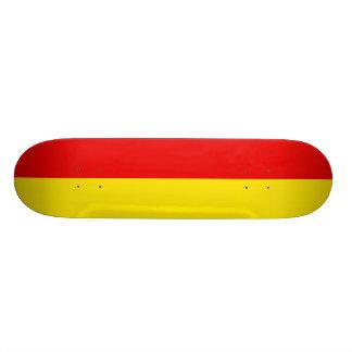 Provincia de Azuay, bandera de Ecuador Tabla De Skate