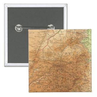 Provincia de cabo, Transvaal, sección del este Pin