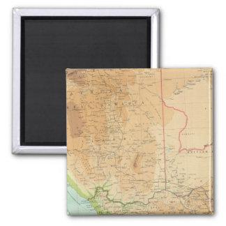Provincia de cabo, Transvaal, sección occidental Imanes De Nevera