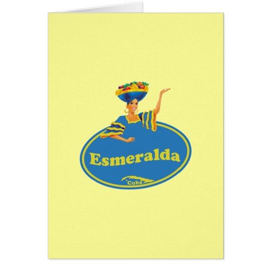 Provincia de Camagüey. Card