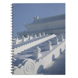 Provincia de CHINA, Heilongjiang, Haerbin (Harbin) Spiral Notebooks