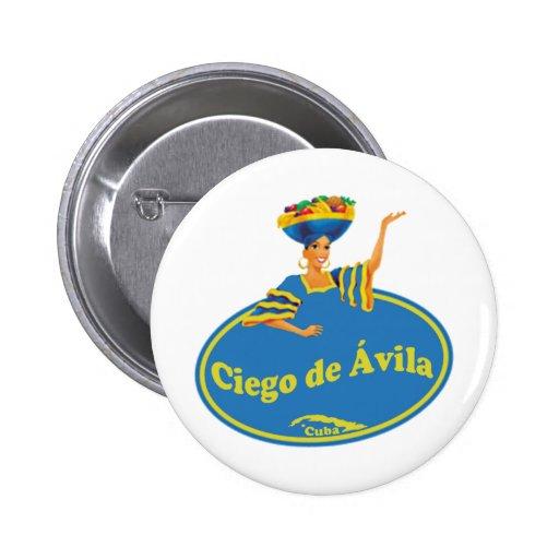 Provincia de Ciego de Ávila. Buttons