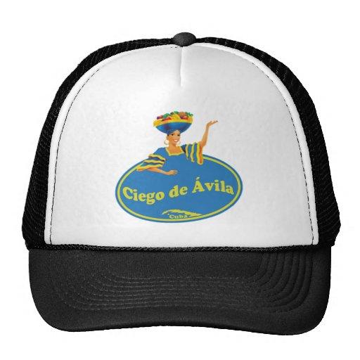 Provincia de Ciego de Ávila. Hats