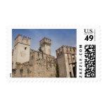 Provincia de Italia, Brescia, Sirmione. Castello 2 Estampillas