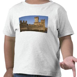Provincia de Italia Brescia Sirmione Castello Camiseta