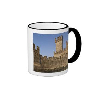 Provincia de Italia, Brescia, Sirmione. Castello Taza