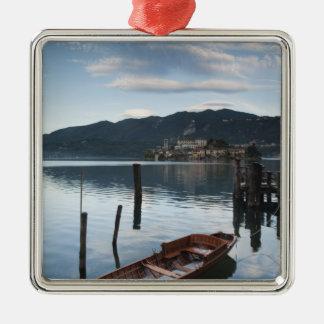 Provincia de Italia, Novara, Orta San Julio. Isola Ornamente De Reyes